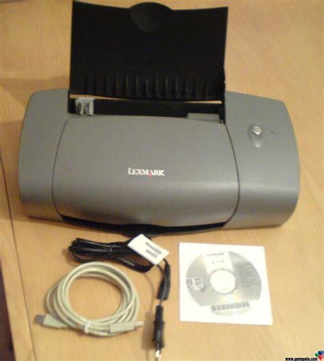 Tinta Printer Lexmark Z515 Impresora Lexmark Z515 Perfecto Estado Y Barata