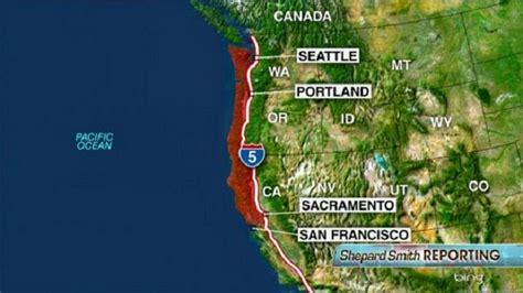 seattle inundation zone map mega earthquake magnitude 8 0 9 2 and tsunami soon