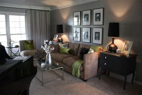 grey and brown living room quot ashes quot by behr grey brown living room instead of green