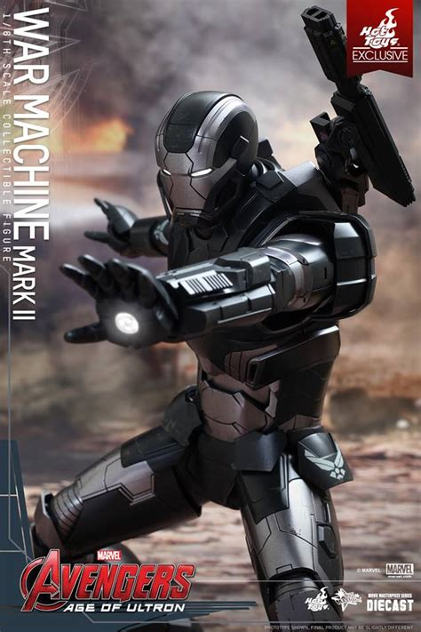 exclusive aou hot toys war machine   order marvel