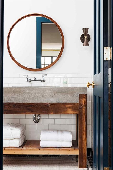 2018 design trends for the bathroom emily henderson
