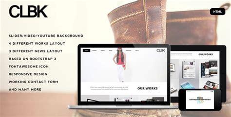 Cizarua Responsive One Page Portfolio Template clbk responsive one page portfolio template by ridianur themeforest