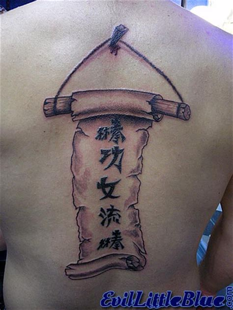 parchment tattoo designs yeary scroll flickr photo