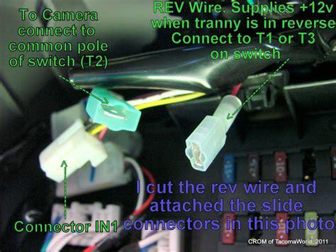 2011 toyota tundra backup wiring diagram
