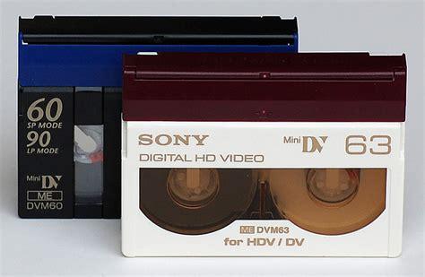 hdv cassette reference info cintrex av resellers