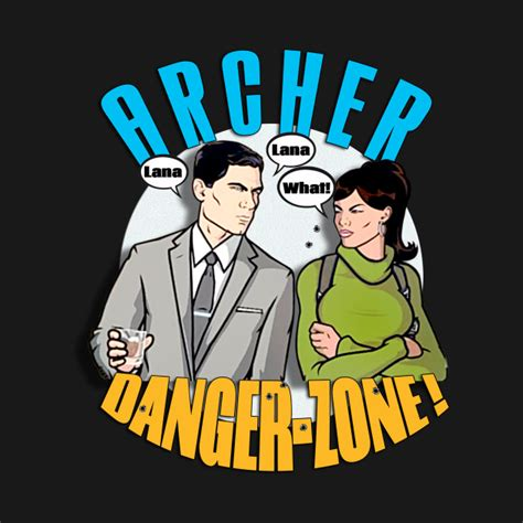 Tees Danger Zone danger zone sterling archer t shirt teepublic