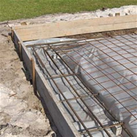 Slab On Grade Floor Plans by Storage Container Foundations Concrete Slab Part 3