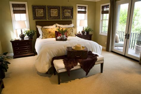 green and brown master bedroom decorating ideas home 50 professionally decorated master bedroom designs photos