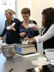 cours de cuisine valrhona salon du chocolat 2010 cours de cuisine chez valrhona