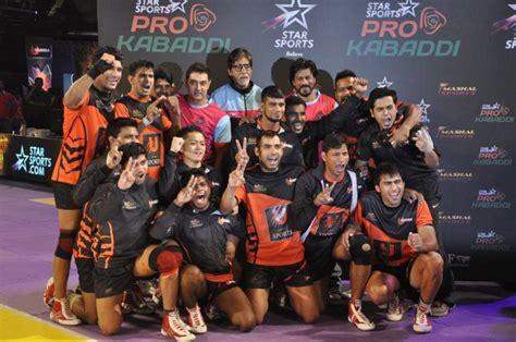 pro kabhdhi pleyr hair styles pro kabaddi league u mumba almost the best