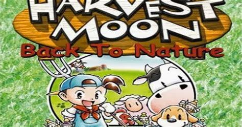 cara membuat wanita jatuh cinta di harvest moon rahasia rahasia di harvestmoon back to nature lengkap