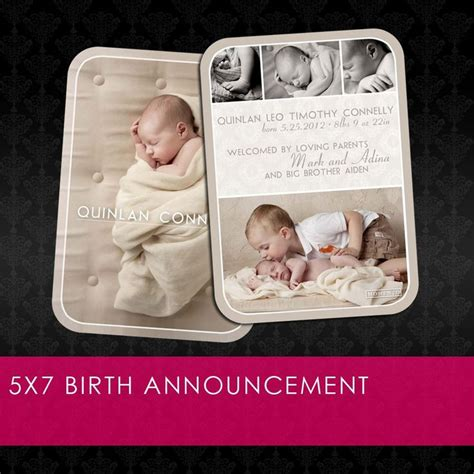 pregnancy announcement templates free download printable gender