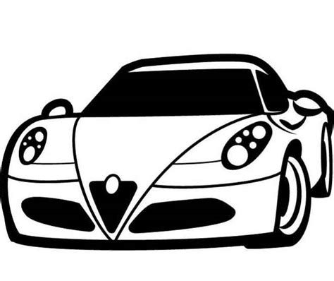car logo black and white car black and white car clipart black and white