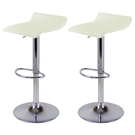 kitchen bar stools swivel 2 x bar stools kitchen chair swivel breakfast stool chrome