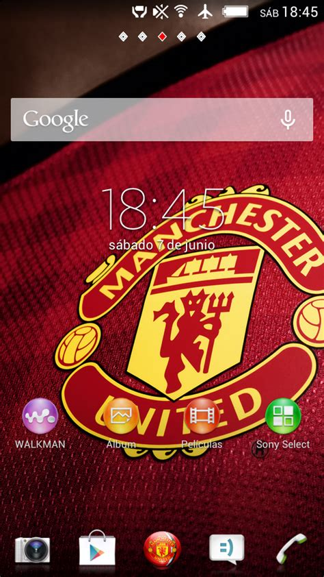 Car Set 9 In 1 Motif Mencester United port themes 4 1 2 manchester united theme