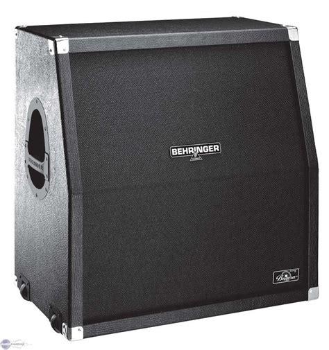User Reviews Behringer Ultrastack Bg412v Audiofanzine Behringer 4x12 Guitar Cabinet