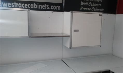 Midwest Race Cabinets by Wall Shelf Kit