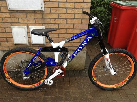 kona stab supreme kona stab supreme 2006 large downhill bike for sale in