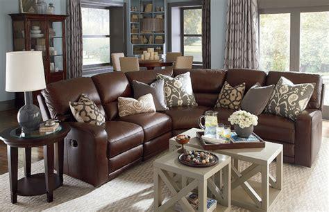 bassett living room furniture versa motion sectional by bassett furniture traditional