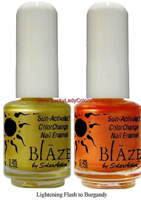 uv color changing uv color changing nail in the sun 24 colors