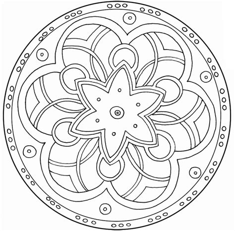 free coloring pages of 3d geometric designs