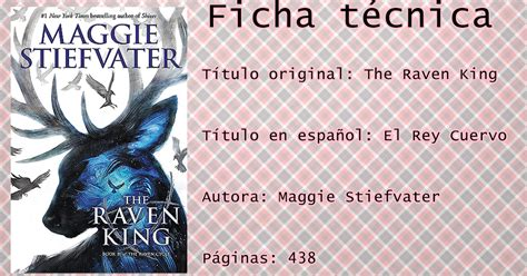 libro the raven king the bibliofila sin cura rese 241 a quot the raven king quot