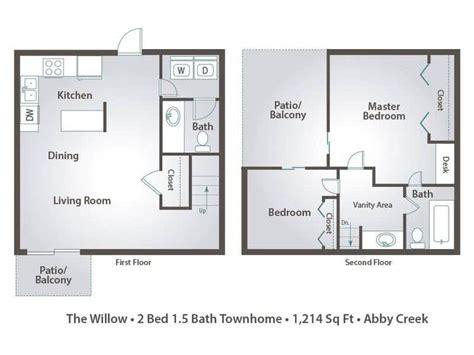 apartment floor plans pricing abby creek  carmichael ca