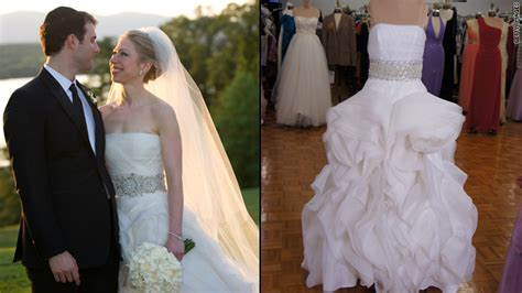 Chelsea Clinton Wedding Dresses by Want To Wear Chelsea Clinton S Wedding Dress The