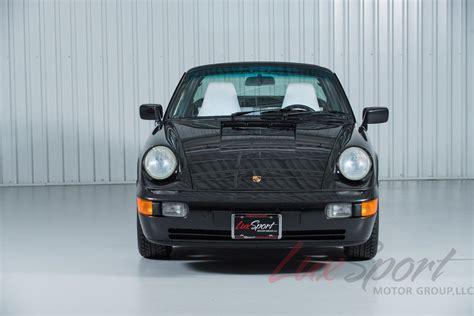 Porsche Carrer by 1991 Porsche 964 Carrer 2 Targa Stock 1991049