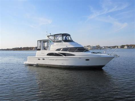 motor boats for sale nj carver motor yacht boats for sale in new jersey