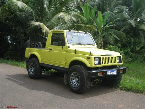 modified gypsy in kerala maruti gypsy pictures page 22 team bhp