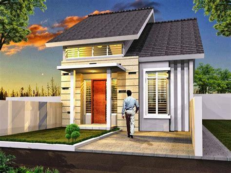 gambar desain rumah kecil mungil dirumahkucom