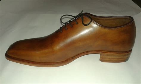 Handmade Mens Leather Shoes - handmade dress shoes handmade mens formal brown