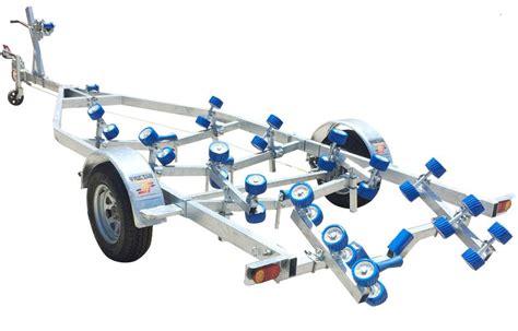 6 inch boat trailer rollers swiftco 6 metre boat trailer wobble rollers