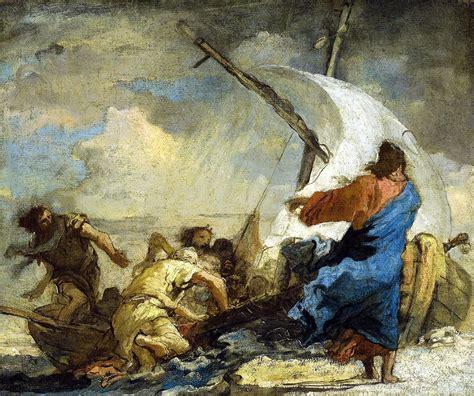 Ayunda Etnic stills thetempest painting by domenico tiepolo