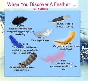 feather color meanings feather meanings practitioners
