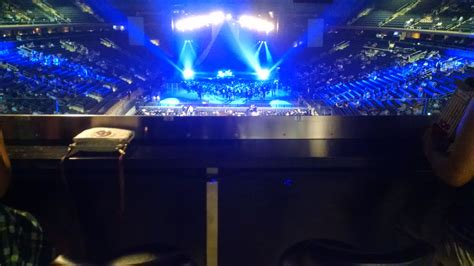 madison square garden section  concert seating