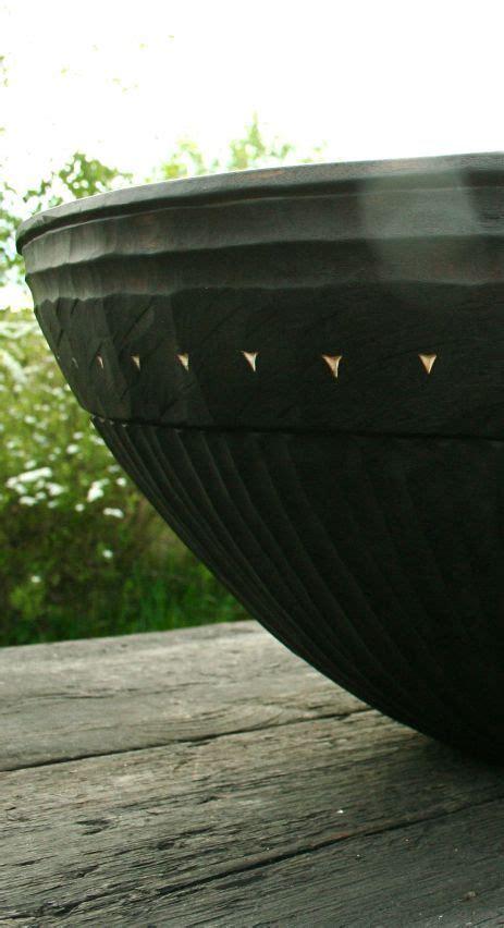 images  carved bowls  pinterest hand