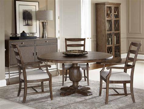rustic patina dining room bernhardt