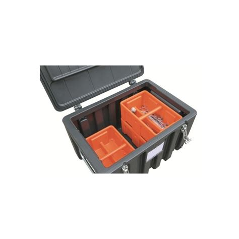 Box Mobil Mobil Box Container In Polyethylene Cap Lt 750 Fuel