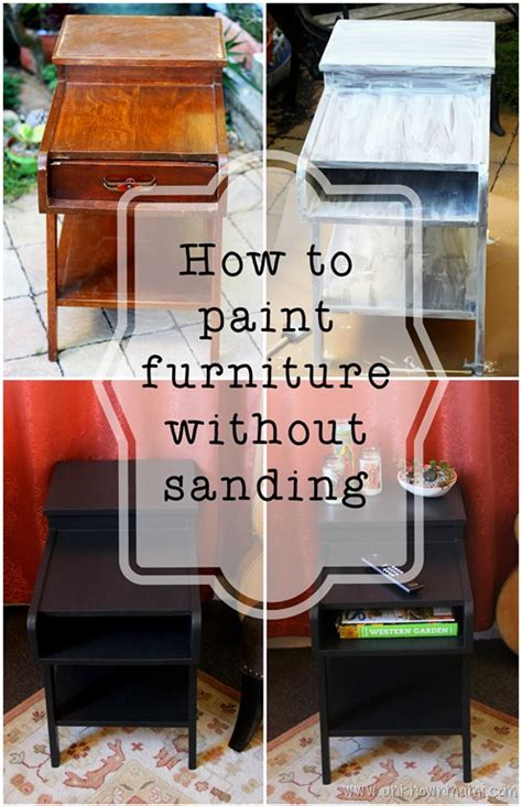 How To Paint Furniture Without Sanding by Paint Colors Paint How To S On Benjamin