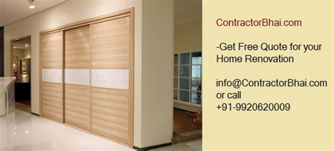 Which Plywood Is Best For Wardrobe by Plywood Wardrobe Rates Bangalore Contractorbhai