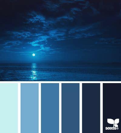 moonlight blue color color wander in 2018 color palettes