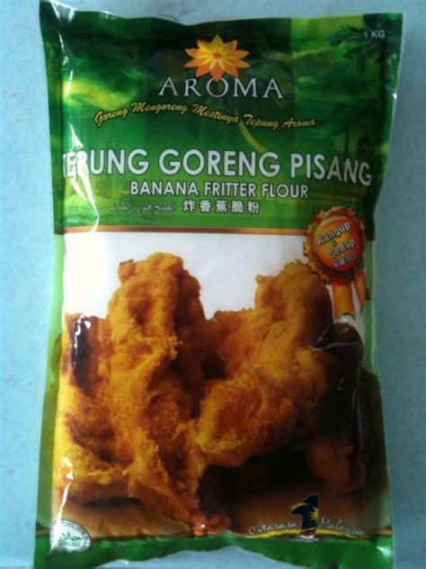 Pisang Aroma Crispy Falana tepung goreng pisang aroma products malaysia tepung goreng pisang aroma supplier