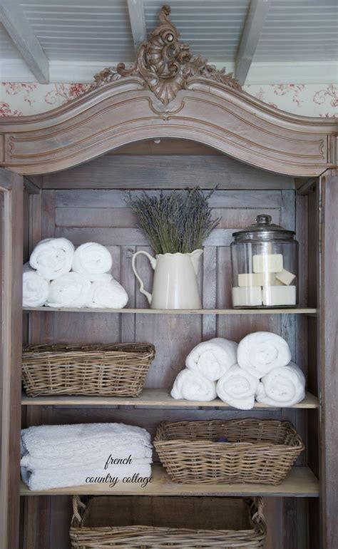 french country bathrooms pictures french country cottage crushing on baskets displays