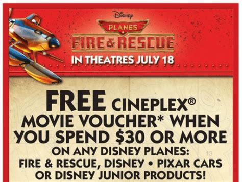cineplex voucher toys r us canada promotions receive a free cineplex movie