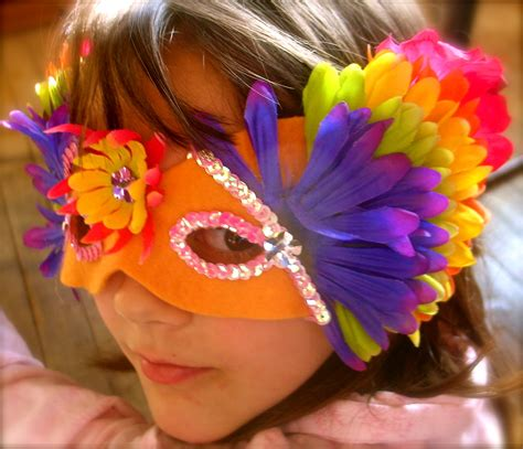 How To Make A Mardi Gras Mask Out Of Paper - twig and toadstool mardi gras masks