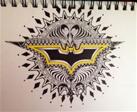 batman mandala tattoo captain america shield mandala tattoo pinterest an