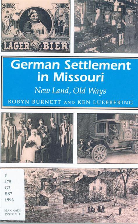 settlement of pennsylvania classic reprint books new acquisitions winter 2014 2015 max kade institute