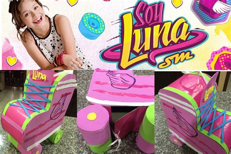 como aser piata de soy luna pi 241 ata en forma de patin soy luna shaped pinata skate
